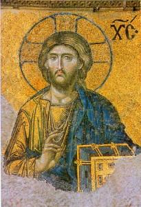 Christ -  Agia Sophia